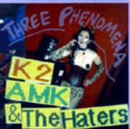 K2, Three Phenomena (CD)