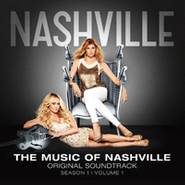 Various Artists, The Music Of Nashville: Season 1 [OST] (CD)