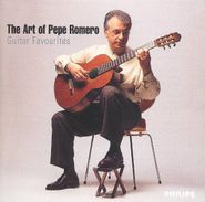 Pepe Romero, The Art of Pepe Romero: Guitar Favorites (CD)