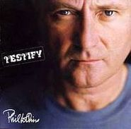 Phil Collins, Testify (CD)