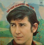 Phil Ochs, Tape From California [White Label Promo] (LP)