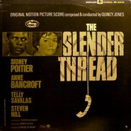 Quincy Jones, The Slender Thread [OST] (LP)