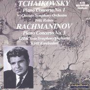 Peter Il'yich Tchaikovsky, Tchaikovsky: Piano Concerto No.1 / Rachmaninov: Piano Concerto No.3 (CD)