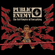 Public Enemy, The Evil Empire of Everything (CD)