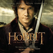 Howard Shore, The Hobbit: An Unexpected Journey [OST] (CD)