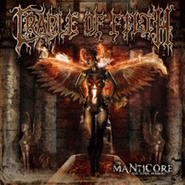 Cradle Of Filth, The Manticore & Other Horrors (CD)