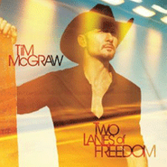 Tim McGraw, Two Lanes Of Freedom (CD)