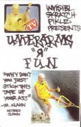 "Q-Bert, Underarms ""R"" Fun (Cassette)"