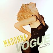 Madonna, Vogue [German Import w/ Poster] (12')