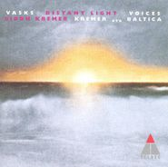 Peteris Vasks, Vasks: Distant Light / Voices (CD)