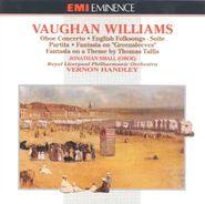 Ralph Vaughan Williams, Vaughan Williams: Fantasia on Greensleeves / Oboe Concerto (CD)