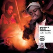 Jay Dee, Welcome To Detroit Instrumental (CD)