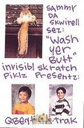 QBert, Wash Yer Butt (Cassette)