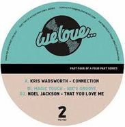 "Various Artists, We Love Detroit Vol. 2 (12"")"