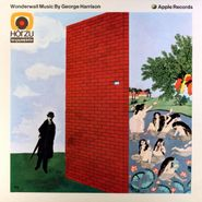 George Harrison, Wonderwall Music [Germany] (LP)