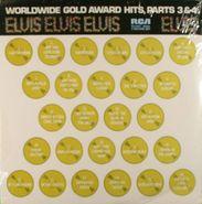 Elvis Presley, Worldwide Gold Award Hits, Pts. 3 & 4 (LP)