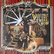 Hinder, Welcome To The Freakshow (CD)