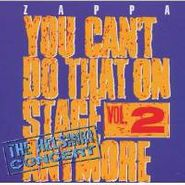 Frank Zappa, You Can't Do That On Stage Anymore, Vol. 2 - The Helsinki Concert (CD)
