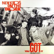 "New Kids On The Block, You Got It (The Right Stuff) (12"")"