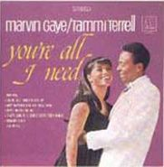 Marvin Gaye, You're All I Need (CD)