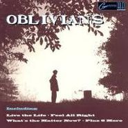 Oblivians, ...Play 9 Songs with Mr. Quintron (CD)