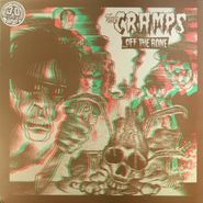 The Cramps, ...Off The Bone [Illegal Records] (LP)