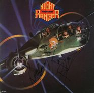 Night Ranger, 7 Wishes [Autographed]  (LP)