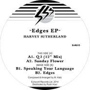 "Harvey Sutherland, Edges EP (12"")"