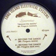 """Simoncino, Beyond The Dance (mr. Fingers (12"""")"""