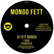 """DJ Fett Burger, Pogo / Kaosfield (12"""")"""
