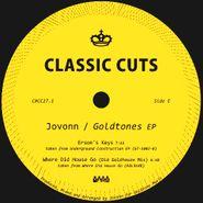 "Jovonn, Goldtones EP (12"")"