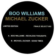 "Boo Williams, Reckless Thoughts (12"")"