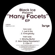 """Black Ice, Many Facets EP [Reissue] (12"""")"""