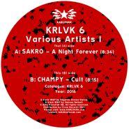 """Sakro, KRLVK 6 - Various Artists I (12"""")"""