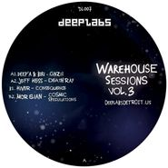 """Various Artists, Warehouse Sessions Vol. 3 (12"""")"""