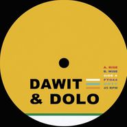 """Dawit Eklund, Rise / Wise (12"""")"""