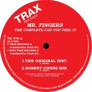"Mr. Fingers, The Complete Can You Feel It (12"")"