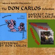 Don Carlos, Suffering / Harvest Time (CD)