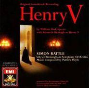 Patrick Doyle, Henry V [Score] (CD)