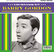 Barry Gordon, The World Is Mine / The Pop Recordings 1964-1971 (CD)