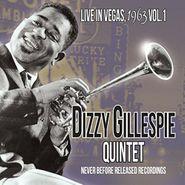 Dizzy Gillespie Quintet, Live In Vegas, 1963 Vol. 1 (CD)