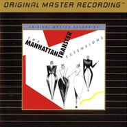 The Manhattan Transfer, Extensions [MFSL] (CD)