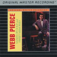 Webb Pierce, Sands Of Gold / Sweet Memories [MFSL] (CD)