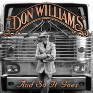 Don Williams, And So It Goes (CD)