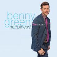 Benny Green, Happiness! Live At Kuumbwa (CD)