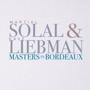 Martial Solal, Masters In Bordeaux (CD)