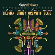 Dave Liebman, Four Visions (CD)