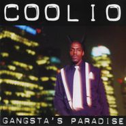 Coolio, Gangsta's Paradise [Record Store Day Red Vinyl] (LP)