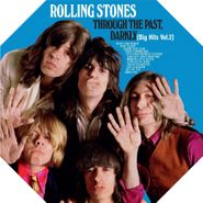 The Rolling Stones, Through The Past, Darkly (Big Hits Vol. 2) [Remastered 180 Gram Clear Vinyl] (LP)
