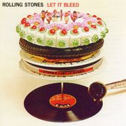 The Rolling Stones, Let It Bleed [Remastered 180 Gram Clear Vinyl] (LP)